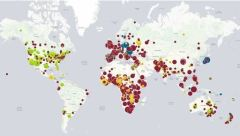 vaccine_disease_outbreaks_world_map